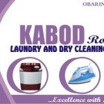 KabodRoyale Laundry and Dry Cleaning services